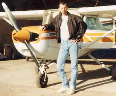 James by Cessna 152
